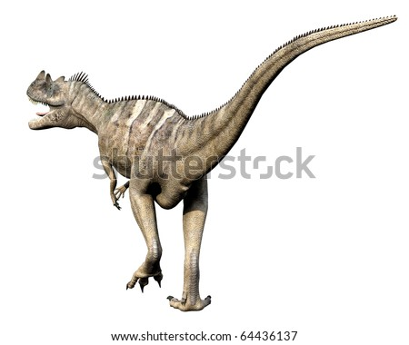 ceratosaurus leaving