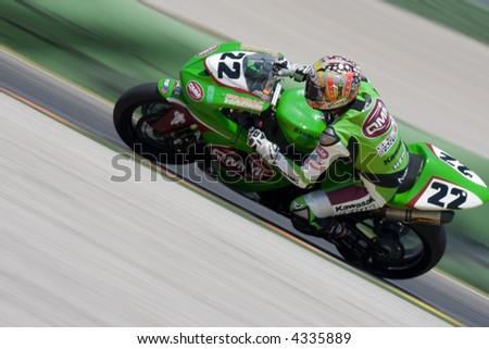 CEV - Spainish Velocity Championship 2007 in Cheste - Valencia - stock photo
