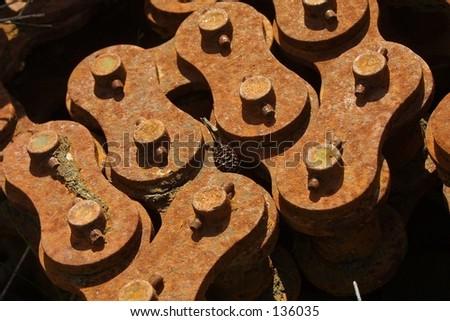 Chainz - stock photo