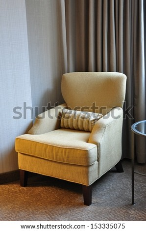 Chair  - stock photo