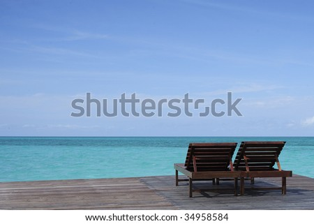 Chairs For Wide Sea View