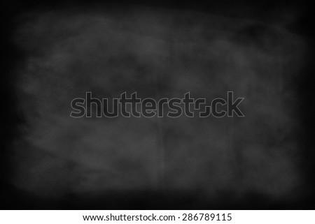 chalk board background textures ,blackboard concept - stock photo