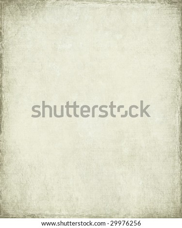 chalky grunge background with frame - stock photo
