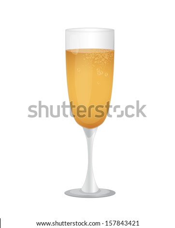 champagne glass clip art. Feel free to use these beautiful graphics in your party related designs. For any background, transparent