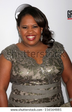 "Chandra Wilson at the ""Grey's Anatomy"" 200th Episode Red Carpet Event, Colony, Hollywood, CA 09-28-13"