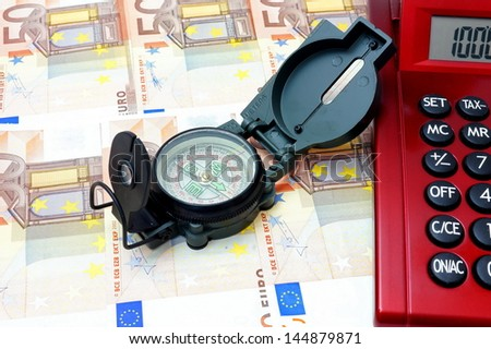 change occupation or business strategy - stock photo