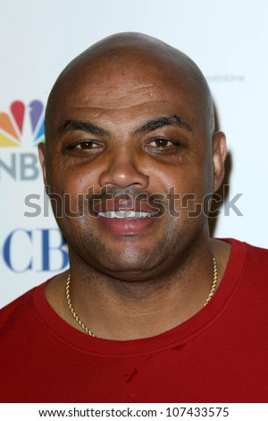 Charles Barkley  at Stand Up To Cancer. Kodak Theater, Hollywood, CA. 09-05-08