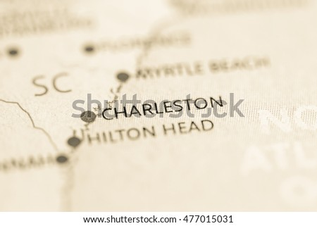 Charleston. South Carolina. USA