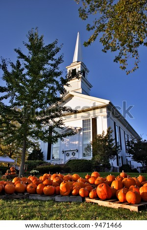 Chatham is a town in Barnstable County, Massachusetts, Barnstable County being coextensive with Cape Cod - stock photo