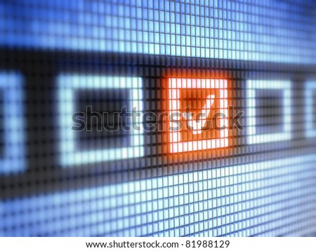 Check-box