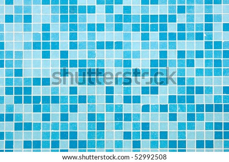 Check pattern tile background, front view.