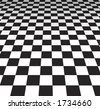 Checker Board - stock photo