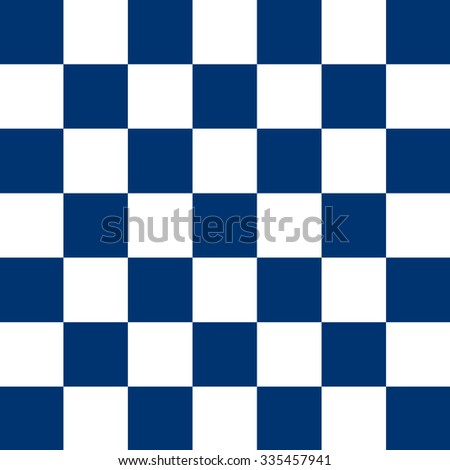 Checkerboard Pattern - stock photo