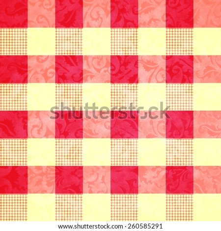 checkered background - stock photo