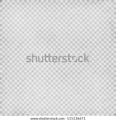 checkered background in light gray colors - stock photo