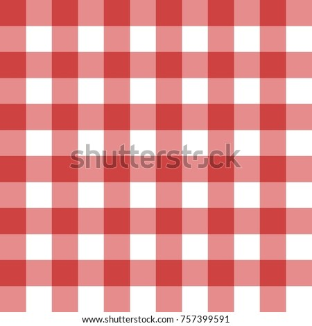 checkered pattern with red color