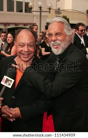 Cheech Marin and Tommy Chong at the 2007 Alma Awards. Pasadena Civic Auditorium, Pasadena, CA. 06-01-07