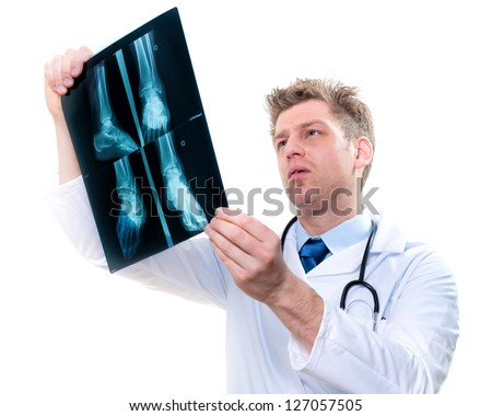 orthopedic doctor
