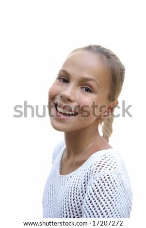 Nn Year Old Girl Model