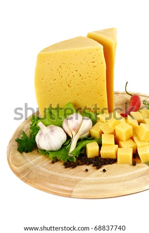Cheese background