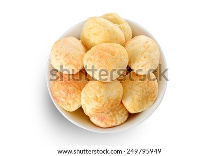 Cheese Breads - stock photo