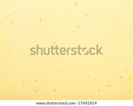 cheese texture - stock photo