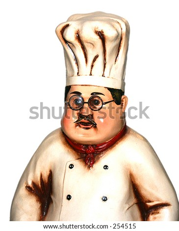 Chef - stock photo