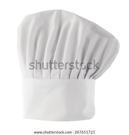 chef hat  - stock photo