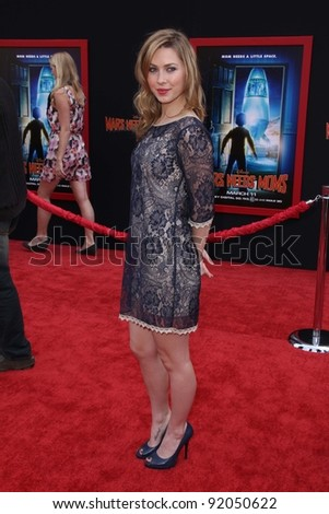 "Cherilyn Wilson at the ""Mars Needs Moms"" World Premiere, El Capitan, Hollywood, CA. 03-06-11"