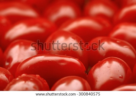 cherry tomatoes salad texture eco food concept Vitamins