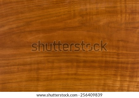 cherry wood background - stock photo