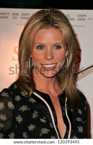 "Cheryl Hines at the World Premiere of ""Running With Scissors"". Academy of Motion Picture Arts and Sciences, Beverly Hills, CA. 10-10-06"
