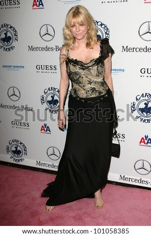 Cheryl Tiegs at the 32nd Anniversary Carousel Of Hope Ball, Beverly Hilton Hotel, Beverly Hills, CA. 10-23-10