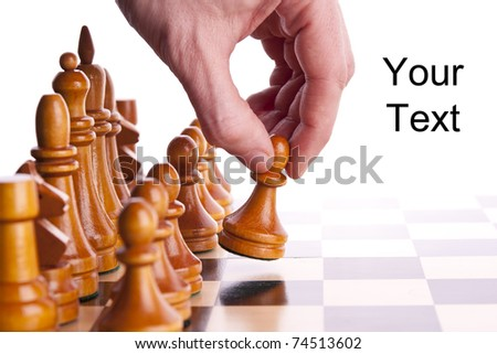 chess game king strategy board battle play