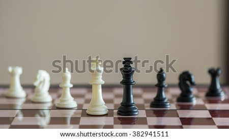chess, game, sport, knight, pawn, king, queen, rook, bishop, white, black, chessboard