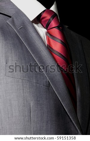 Chic and stylish jacket - stock photo