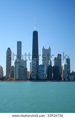 Chicago Architecture - stock photo