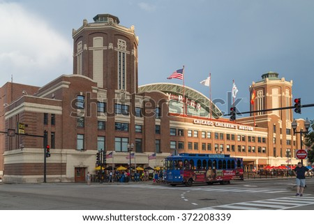 Chicago, IL/USA - circa July 2015: Chicago Children's Museum, Illinois - stock photo