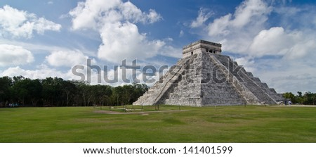 Chichen Itza monument