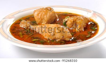 Chicken Curry im-3 - stock photo