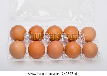 chicken eggs with bright background. suitable for advertising a restaurant, poultry eggs, food for health, recipes and ingredients. - stock photo