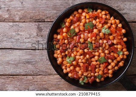 ... chickpeas and mint spicy pork stew with chickpeas spicy pork stew with