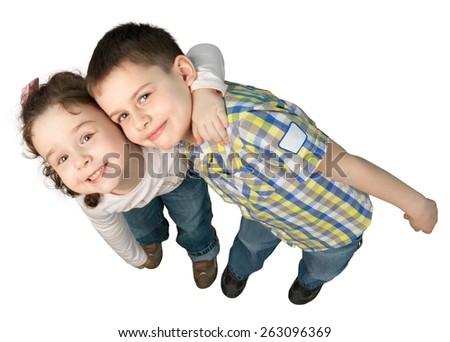Child. Adorable boy - stock photo