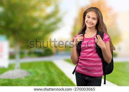 Child, Latin American and Hispanic Ethnicity, Student.