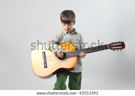 child play guitar