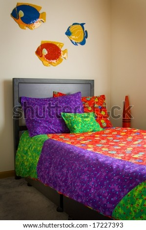 Child's Room - stock photo