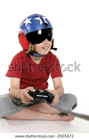 Child Helicopter Stock Photos Images Amp Pictures