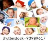 Childhood. - stock photo