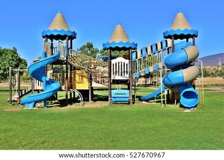Children Play Area   Toys Outdoor   Childrenu0027s Playground   Fun In Park