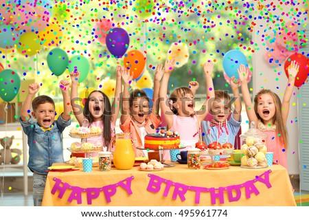 Children S Party Room